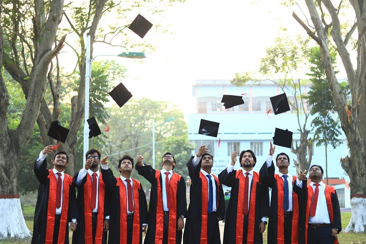 CSE Graduates are Celebrating on 5th Convocation of RUET